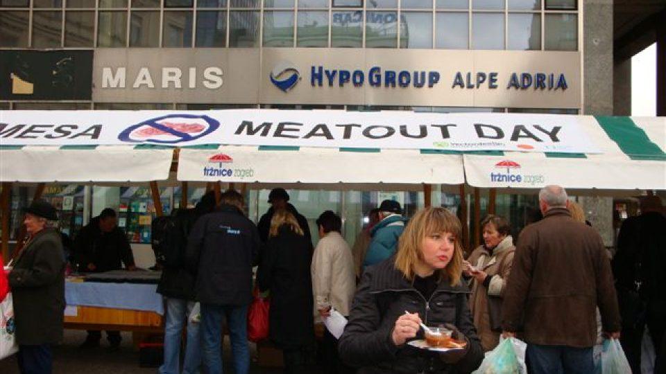 Meatout – Svjetski dan bez mesa 2009