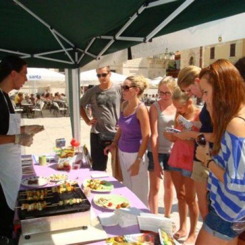 Veganska ponuda za turiste 2011