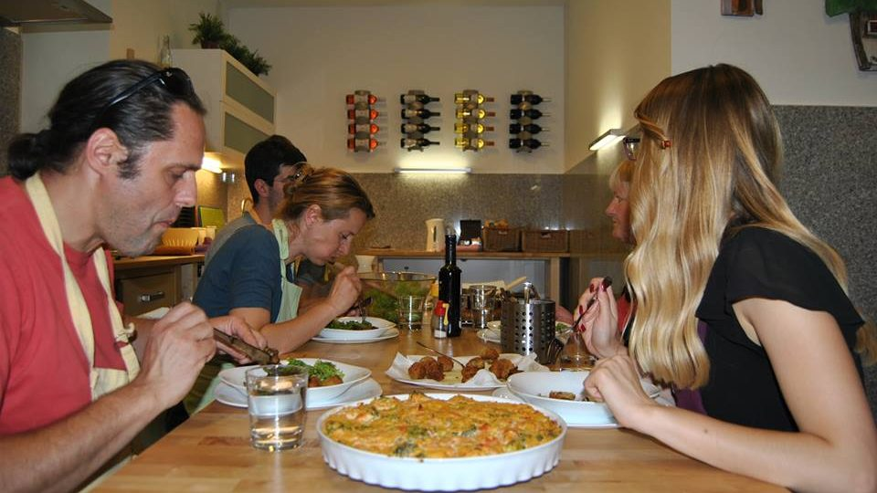 Slasna vege kuhinja 2015